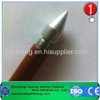 Buy cheap Earth Rod Copper ground rod of earthing electrode from wholesalers