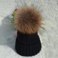 Buy cheap lovely pom pom hat knit hat from wholesalers