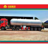Buy cheap LPG and LNG trailer china fuwa axle LPG tank trailer (32900USD) from wholesalers