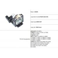 Buy cheap Canon Projector lamps Canon LV-LP18/610-309-2706 for LV-7210; LV-7215; LV-7220; LV-7225; LV-7230; from wholesalers