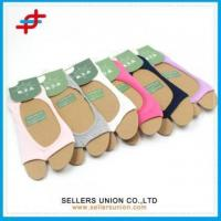 Buy cheap Girls Cotton Toe Open Socks Five Toes Socks from wholesalers