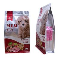 Buy cheap Block bottom bags block bottom plastic pouch for pet food made in China 2016 from wholesalers