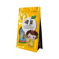 Buy cheap Quad seal bags 2016 newest Quad Seal Plastic Bag With Clear Plastic Window product