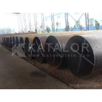 Buy cheap EN10297-1 34CrMo4 seamless steel pipe/steel tube from wholesalers