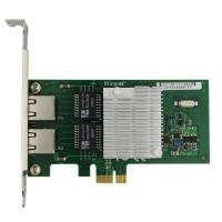 Buy cheap Dual Port RJ45 Gigabit Network Card from wholesalers