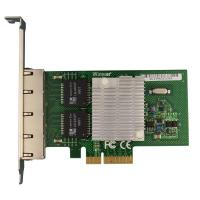 Buy cheap Quad Port RJ45 Gigabit Network Card from wholesalers