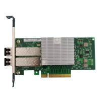 Buy cheap Dual Port 10G Fiber Optical Network Card from wholesalers