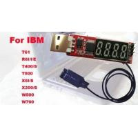 Buy cheap Notebook laptop I2C battery port+USB diagnostic Debug post Card Tester for IBM from wholesalers