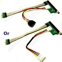 Buy cheap PCI-e 1X to 16x Riser Card 20cms+SATA power cable for bitcoin miner from wholesalers