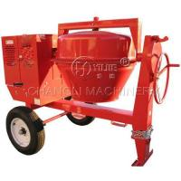 China Gas Powered Cement Mixer for Sale on sale