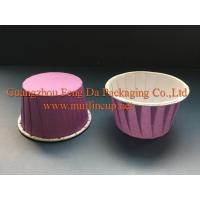 Buy cheap Violet Baking Cup product