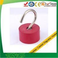 Buy cheap Rubber Neodymium Magnetic Hooks from wholesalers