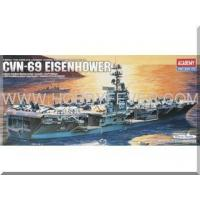 Buy cheap Academy 1/800 U.S.S. Eisenhower CVN-69 Model # ACY14212 from wholesalers
