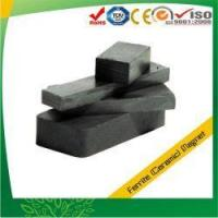Buy cheap Sintered Hard Ferrite Magnet Block from wholesalers