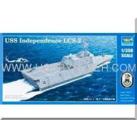 Buy cheap Trumpeter 1/350 USS Independence LCS-2 Littoral Combat Model # TSM4548 from wholesalers