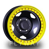 Buy cheap Beadlock Alloy Wheels BEADLOCK STEEL WHEEL---FX011 from wholesalers