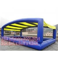 Buy cheap Large Inflatable Pool Tent for Water Ball Business Rentals from wholesalers