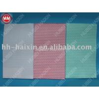 Buy cheap Non woven cleaning wipe from wholesalers