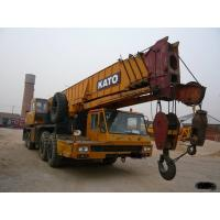 Buy cheap 80ton used kato mobile crane japan made 008615026863619 from wholesalers