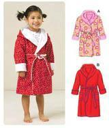 Buy cheap INVENTORY REDUCTIONx...KWIK Sew 3509 Toddlers' Robes Sizes T1-T2-T3-T4 from wholesalers