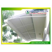 Buy cheap Single Corrugated Vinyl Roof Sheet Vinyl from wholesalers