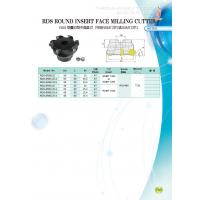 Buy cheap RDS Round Insert Face Milling Cutter from wholesalers