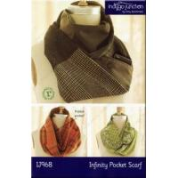 Buy cheap ON SPECIAL...Infinity Pocket Scarf sewing pattern by Amy Barickman for Indygo Junction- IJ968 from wholesalers
