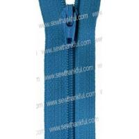 Buy cheap ON SPECIAL...14 Zipper (YKK) ATK353Z Turquoise Splash from Atkinson Designs from wholesalers