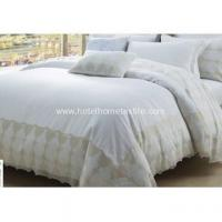 Buy cheap 100% Cotton New Style Jacquard Hotel Linen from wholesalers