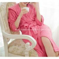 Buy cheap High Quality Luxury Ladies' Bathrobe from wholesalers