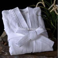 Buy cheap Unisex 100% Cotton Lightweight Waffle Weave Spa Hotel Robe Sleepwear from wholesalers
