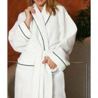 Buy cheap Hight Quality Spa Waffle Bathrobe from wholesalers