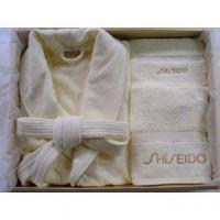 Buy cheap 100%Fresh Cotton Towel&Bathrobe,Slipper as Set from wholesalers