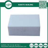 Buy cheap Moulded Die-Pressed Teflon PTFE Sheet For Seals Linings Diaphragm from wholesalers