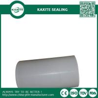 Buy cheap Moulded teflon ptfe sheet with one side etched tanks and steel sheet from wholesalers