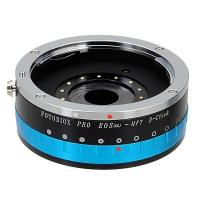 Buy cheap Fotodiox Pro EOS()-MFT D-click Lens Mount Adapter Canon EOS EF to Micro 4/3 BMPCC Mount Adapter product