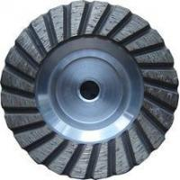 Buy cheap diamond cup wheel for marble from wholesalers