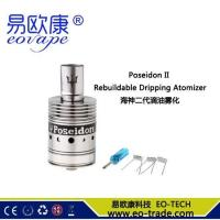 Buy cheap Poseidon 26650 Rebuildable Dripping Atomizer from wholesalers