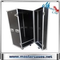 ATA Wardrobe Touring Case Flight Case with Clothing Rail and Shoes Storage