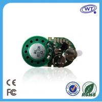 Buy cheap Light Sensor Activated Sound Module for Greeting Card from wholesalers