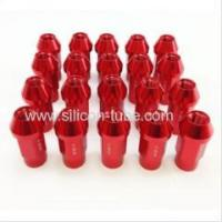 Buy cheap 20 PC M12x1.25 Aluminum Lug Nut Nuts Forged Extended Tuner Wheel Rim Locking Nut GBK from wholesalers