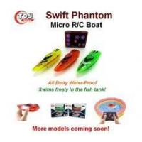 Buy cheap Patented Design SWIFT Phantom RC Boat Micro-size 4CH Infrared RC Swimmer from wholesalers