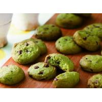 Buy cheap Matcha Chocolate Chip Rice Cookies from wholesalers