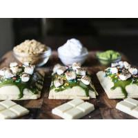 Buy cheap Matcha & White Chocolate S'mores Pop Tarts from wholesalers