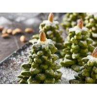 Buy cheap Matcha Christmas Tree Cookie Stacks from wholesalers