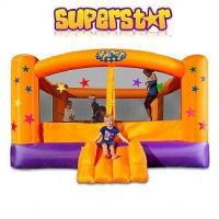 Superstar Inflatable Moonwalk Bounce House by Ant Order Before 4 PM EST For Same Day Shipping