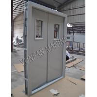 Buy cheap Marine A60 Steel Double-leaf Weathertight Door from wholesalers