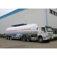 Buy cheap 3 FUWA/BPW Axles LPG Tank Semi-trailer product
