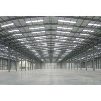 Buy cheap Steel Structure Warehouse Building from wholesalers
