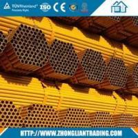 Buy cheap China construction used scaffolding material specification product